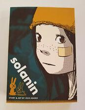 Solanin (by Inio, Asano, Viz, 2008) - BRAND NEW