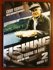 Fishing - Chub Fishing Graham Marsden - Pole Fishing to Hand (DVD, 2006) - E0225