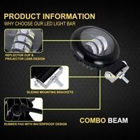 Combo LED Light Work Bar Lamp Driving Fog For Off-road SUV 4WD Car Boat Truck
