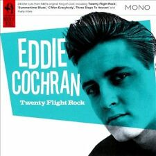 Twenty Flight Rock by Eddie Cochran (CD, Feb-2011, Snapper Music)