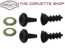 C3 Corvette Headlight Vacuum Actuator Repair Kit w/ Seal Retainer & Boot 1968-82