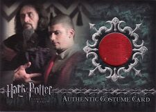 Harry Potter Goblet of Fire Victor Krum C4 Costume Card
