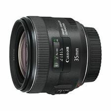Near Mint! Canon EF 35mm f/2 IS USM - 1 year warranty