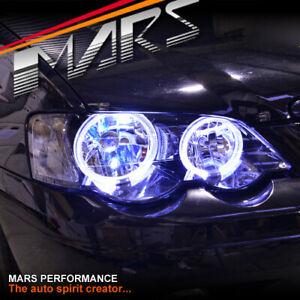 Halo Angel-Eyes Head Lights for Ford Falcon FPV BA BF Sedan UTE XR6 Turbo & XR8