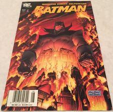 BATMAN #666 FIRST DAMIAN WAYNE AS BATMAN GRANT MORRISON Newsstand Version