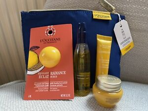 L'Occitane Weekend Pampering Collection Facial NEW