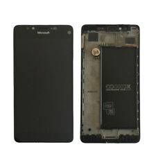 For Nokia Microsoft Lumia 950 LCD Display Touch Screen Digitizer Assembly+ Frame