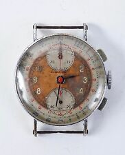 VERY RARE WW2 BREITLING CHRONOGRAPH 1938-1939 MILITARY Venus 170 Collectible