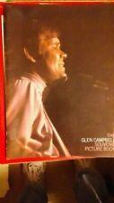 Glen Campbell Souvenir Picture Book 1970