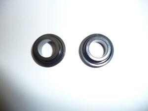 Novatec D771 15mm end cap kit for press-in hubs