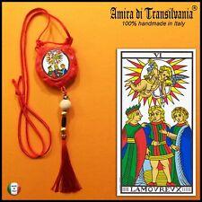 talismano magico amuleto portafortuna amore matrimonio salute potente tarocchi