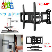 Full Motion Articulating TV Wall Mount LED LCD Plasma 32 37 39 42 46 48 50 55 60
