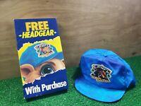 Vintage 1990 Promo Joe CAMEL Cigarettes Smooth charact Snapback Hat Baseball Cap