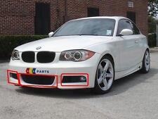 BMW SERIE 1 NUOVO ORIGINALE 07-11 e82 e88 M Sport Paraurti Anteriore Griglie Set di tre