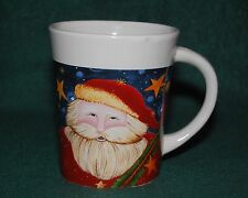Royal Norfolk Santa / Christmas Collectible Coffee Mug - 12 ounce ceramic cup