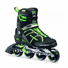 Rollers et patins verts Rollerblade