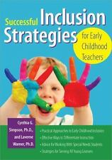 Successful Inclusion Strategies for Early Childhood Teachers MINT