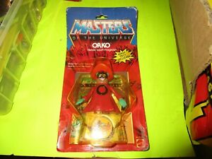 1983 Masters of the Universe Original ORKO Figure (New in Sealed Package)