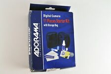 Adorama Digital Camera 11 Piece Starter Cleaning Kit with Storage Bag New
