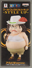 ONE PIECE: FIGURE WCF STYLE UP (BEFORE) - BA.05 ALVIDA banpresto