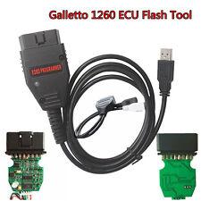 EOBD2 Galletto 1260 ECU Program Diagnostic Cable Remap Flash Multi-Language Tool
