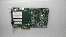 Silicom PEG4FI Quad Port Fiber (SX) Gigabit Ethernet PCI Express Server Adapter