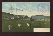 AUSTRIA 1910 PPC STUBALMHAUS GABERL...KOFLACH