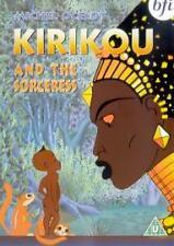 KIRIKOU AND SORCERESS - DVD - REGION 2 UK
