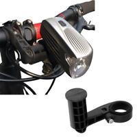 Black GPS Bike Bicycle Extension Computer Mount Bracket Part Accessories D