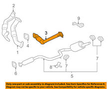 Chevrolet GM OEM 10-11 Impala 3.5L-V6-Catalytic Converter 25950919
