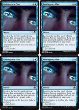 4x CONTINGENCY PLAN Eldritch Moon MTG Blue Sorcery Com
