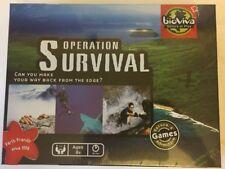 Operation Survival game from Bio Viva Games; BNIB.