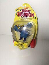 Jimmy Neutron Coleccionable Gripper Grabber Goddard el perro figura 2001 Nuevo en Paquete
