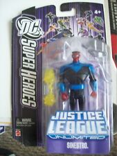 JUSTICE LEAGUE UNLIMITED SINESTRO FIGURE MOC JLU LEGION OF DOOM