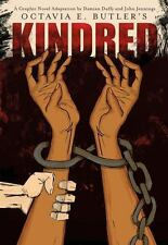Kindred : A Graphic Novel Adaptation by Octavia E. Butler (2017, Hardcover)