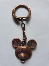Porte-clés vintage - Offert par le Journal de MICKEY - Années 1980