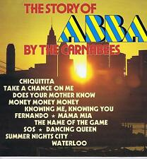 LP STORY OF ABBA BY THE CARNABEES