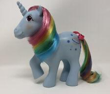 Vintage My Little Pony G1 MLP ~ MOONSTONE ~ Original Rainbow Unicorn ~ Pretty!