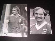 Ipswich Town FC Legend & EX capitaine Mick Mills original press photos