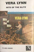 Vera Lynn - Hits Of The Blitz - Cassette Tape Album (C181)