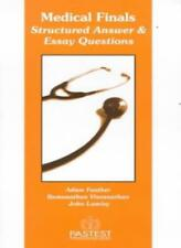 Medical Finals: Structured Answer and Essay Questions (Books for Medical Stud.