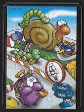 Jouet kinder puzzle 2D K03 105 France 2002 + étui de protection +BPZ