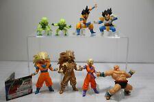 Dragon Ball HG 22 Gashapon Capsule Miniature Figure Full Set Nappa Saibaiman etc