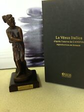 statuette bronze - La Vénus Italica d'après Canova - éditions Atlas