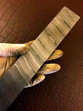 More details for handmade damascus steel billet bar-razor-tool making supplies-annealed-db9