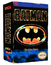 NECA DC BATMAN 1989 VIDEO GAME 7 INCH ACTION FIGURE