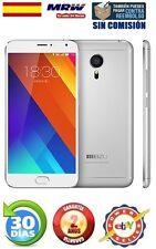 "MEIZU MX5 E 4G 32GB-3GB BLANCO/GRIS 5.5""AMOLED FULLHD+DUALSIM.FACTURA+GARANTIA"