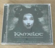 CD KAMELOT Poetry For The Poisoned & Live From Wacken 0206640ere Limited Tour