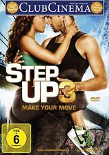 STEP UP 3 - MAKE YOUR MOVE   DVD NEU RICK MALAMBRI/ADAM G.SEVANI/+