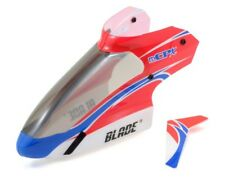 Blade mCPX BLH3518 Red Canopy And Fin